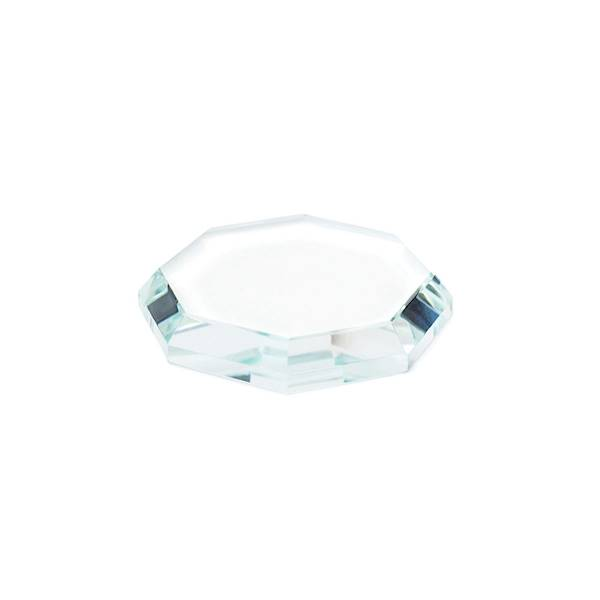 Kryształowa podstawka na klej