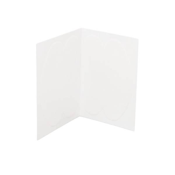 Kwadratowa taśma/ podkładka na klej